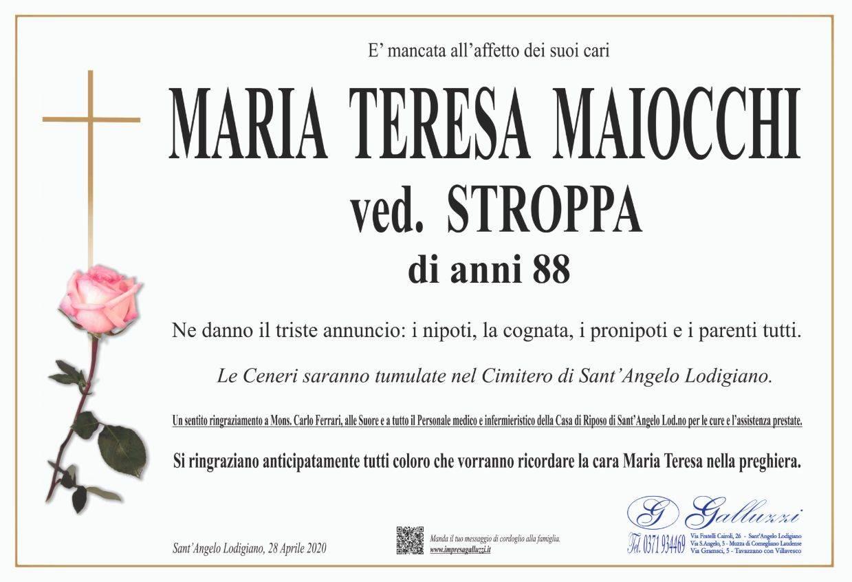 Maria Teresa Maiocchi