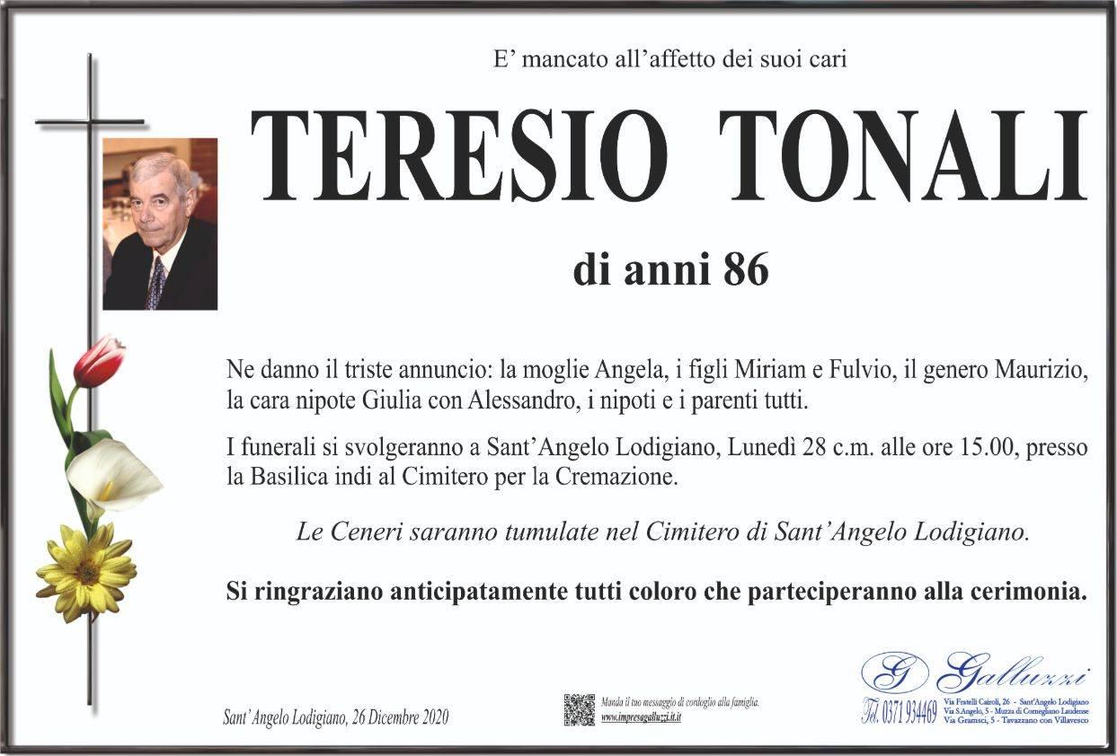 Teresio Tonali