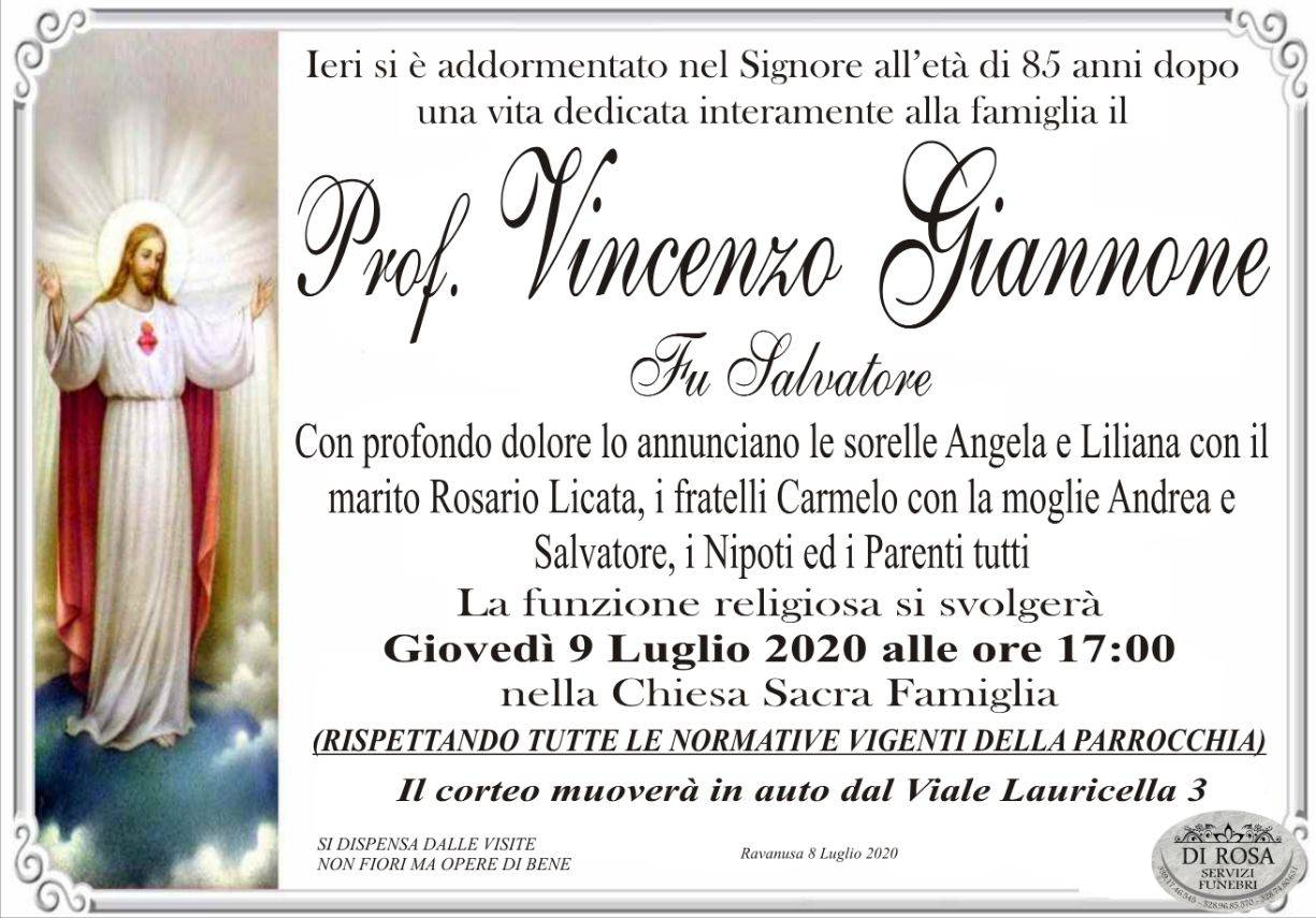 Vincenzo Giannone