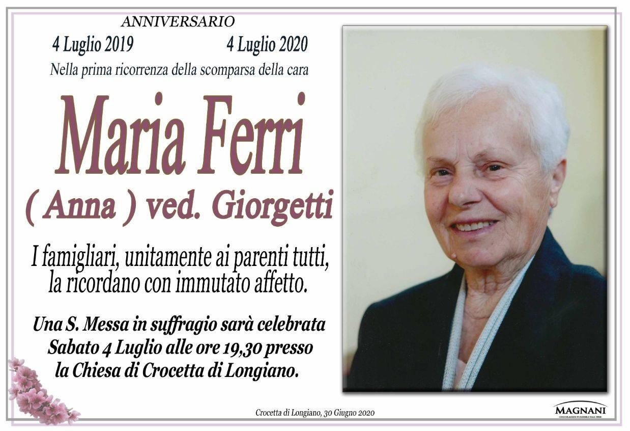 Maria Ferri