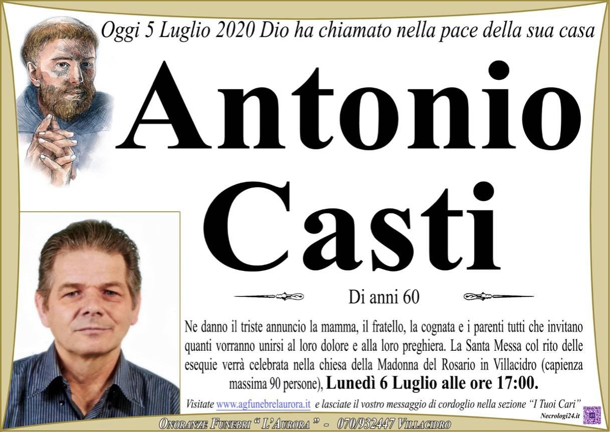 Antonio Casti