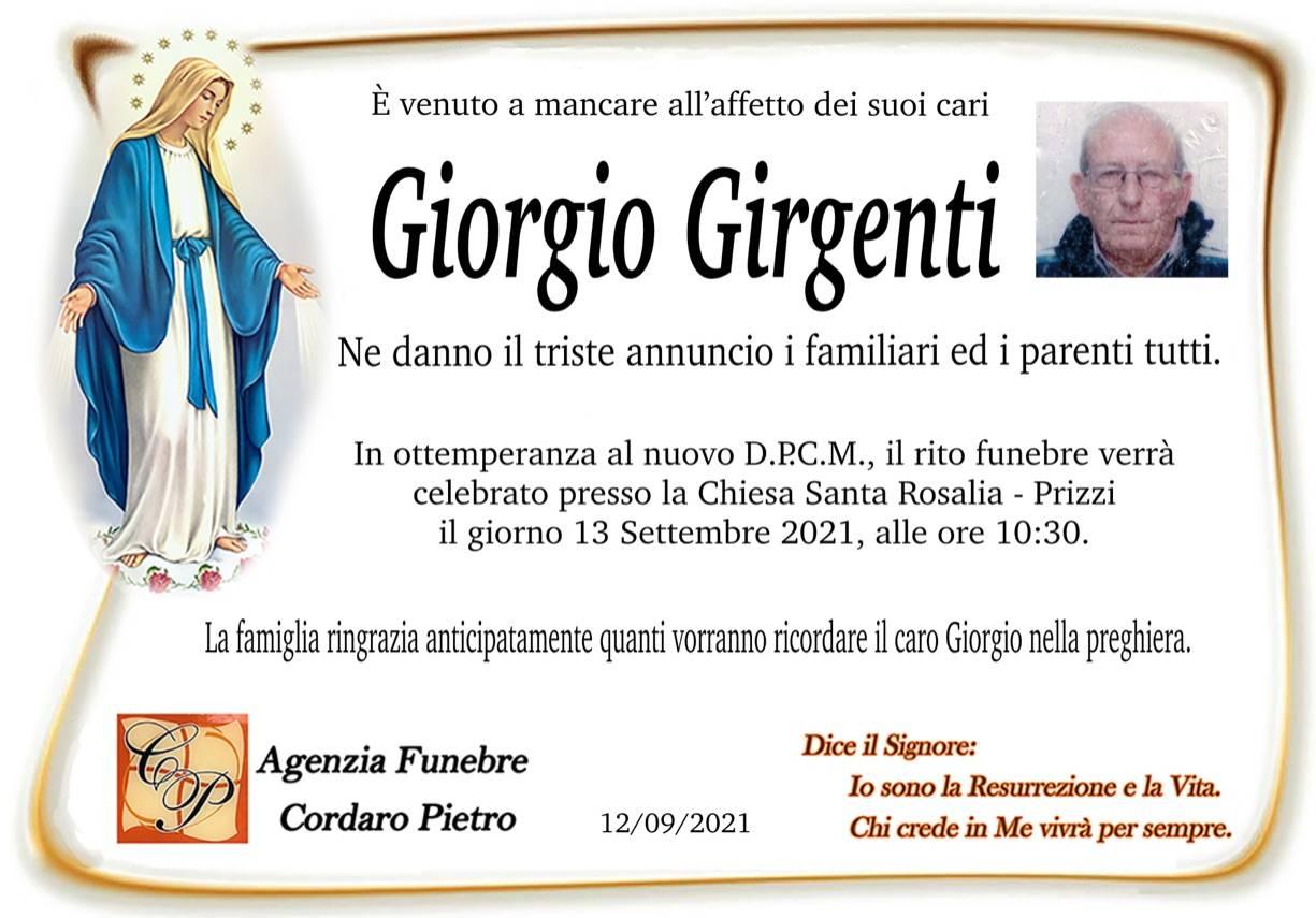 Giorgio Girgenti