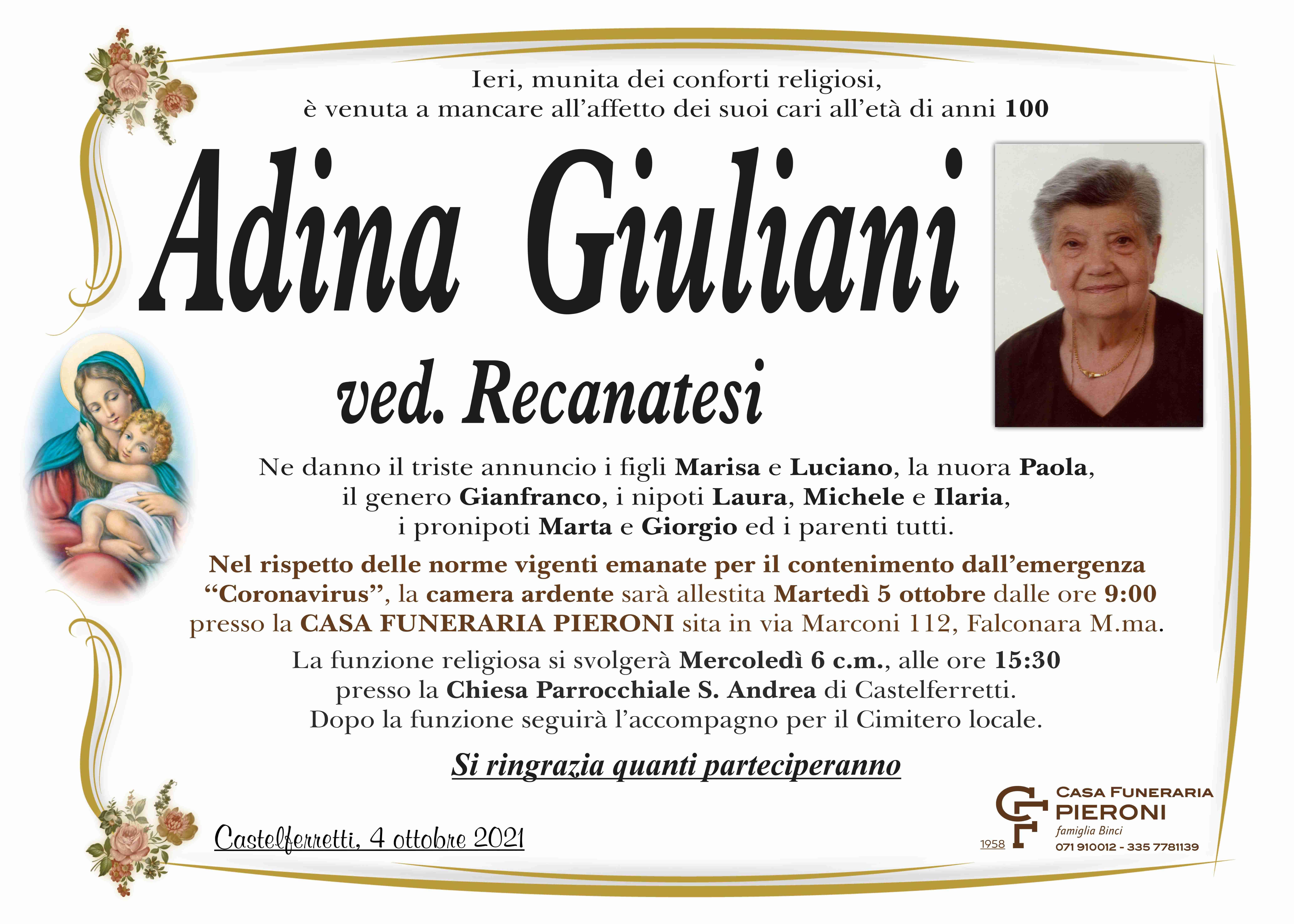 Adina Giuliani