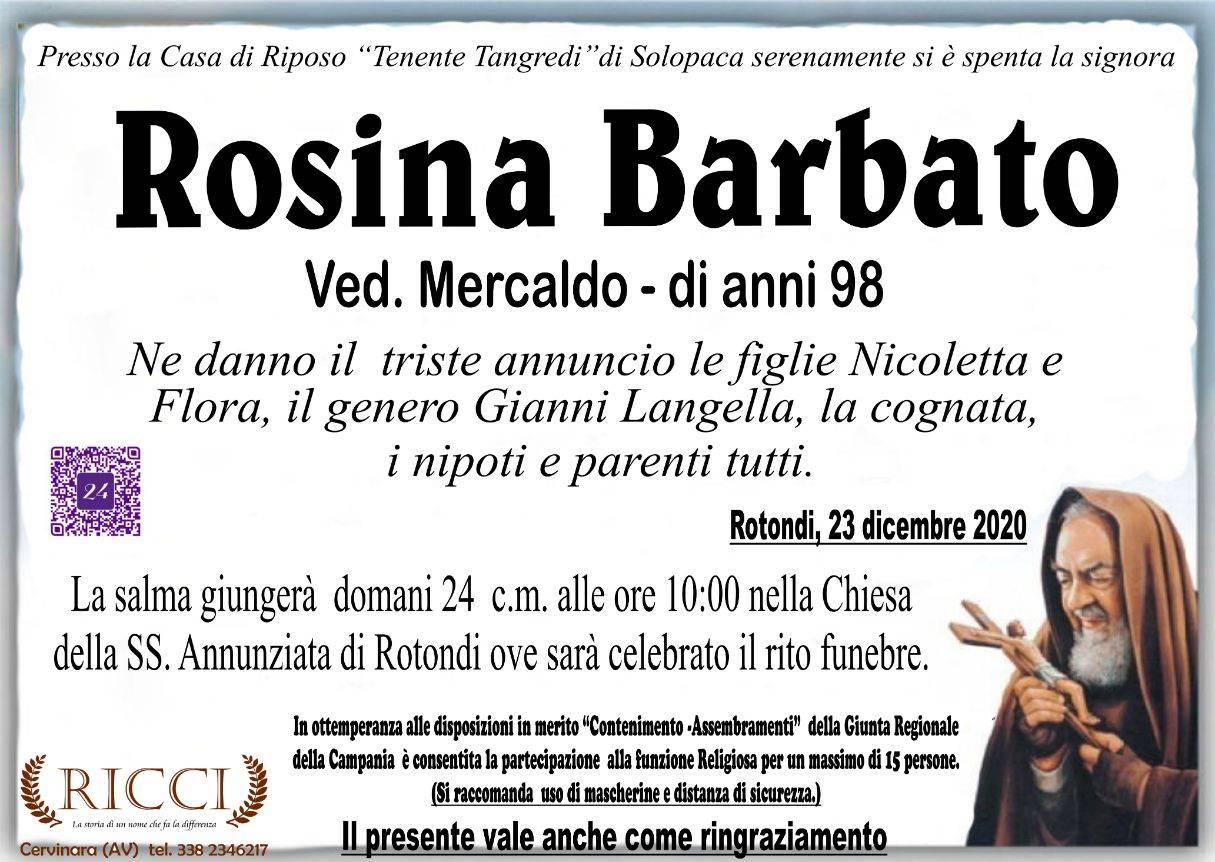 Rosina Barbato