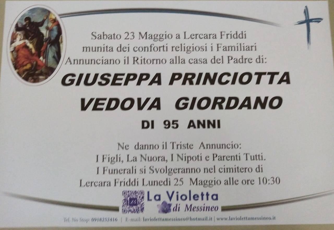 Giuseppa Princiotta