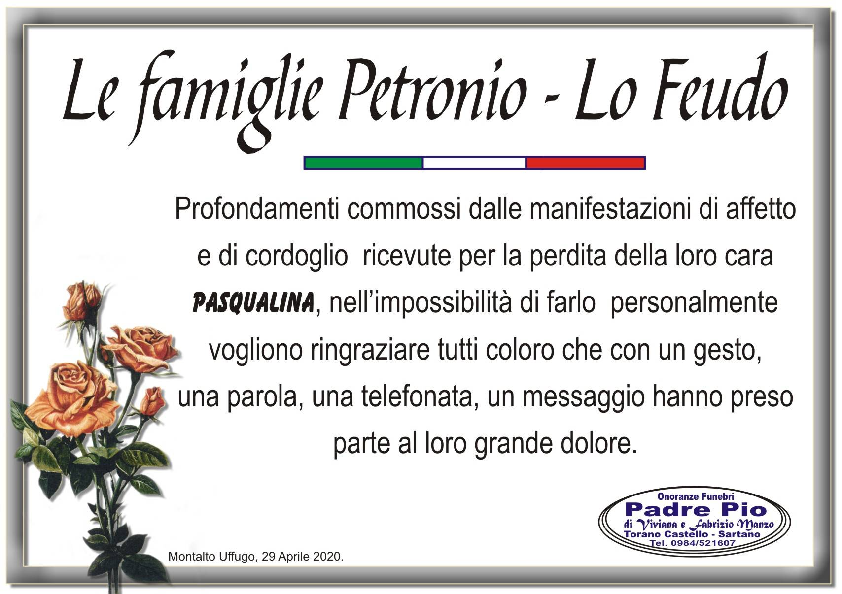 Petronio Pasqualina