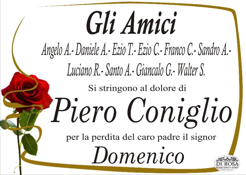 Domenico Coniglio (P1)