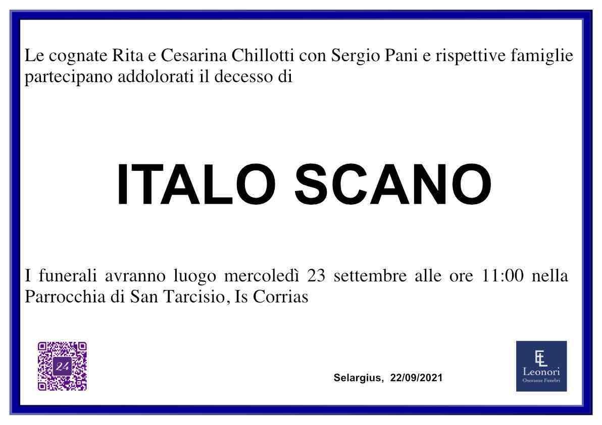 Italo Scano