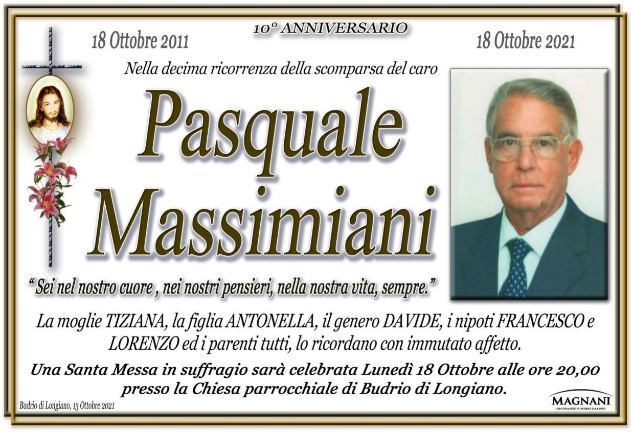 Pasquale Massimiani