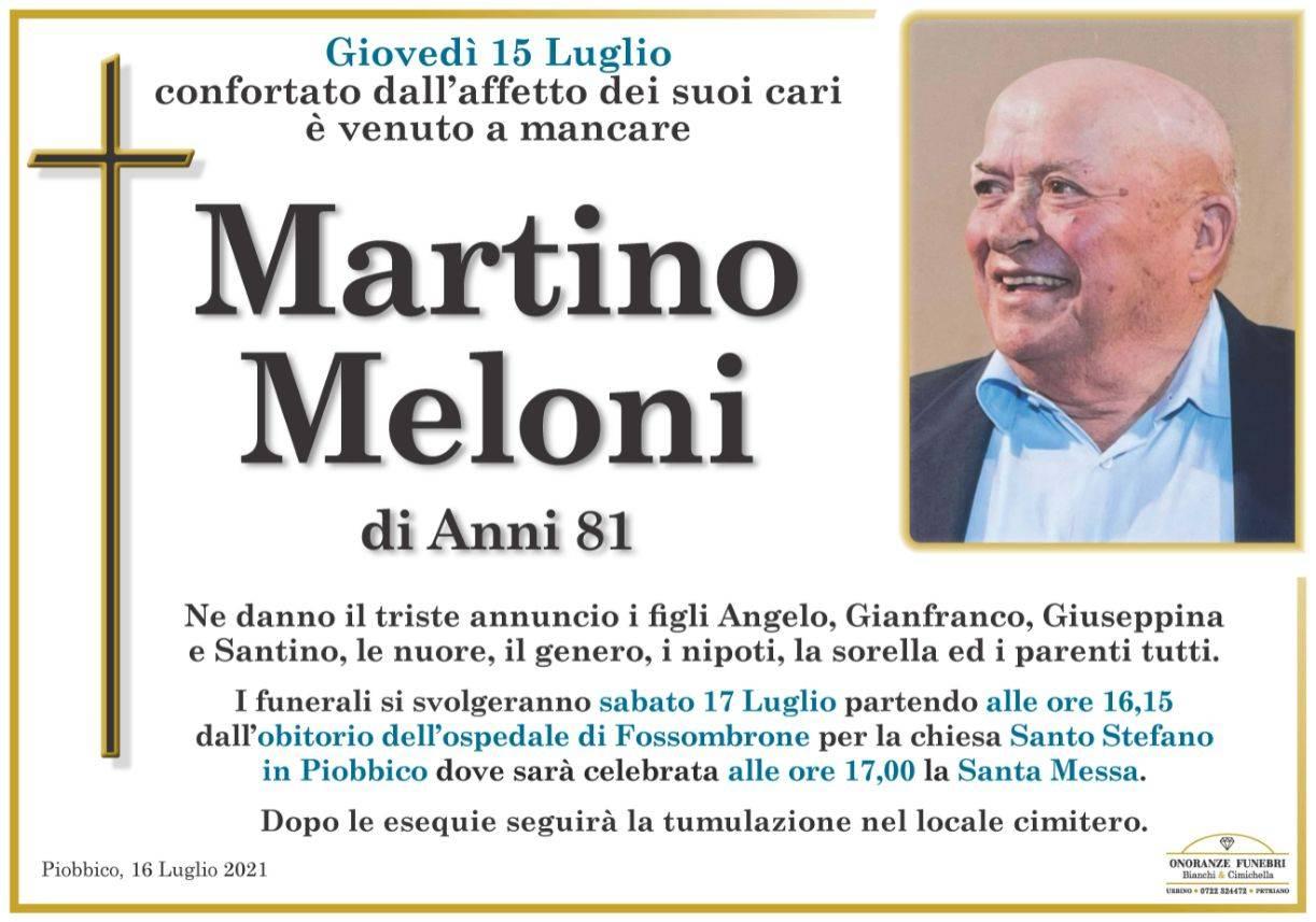 Martino Meloni