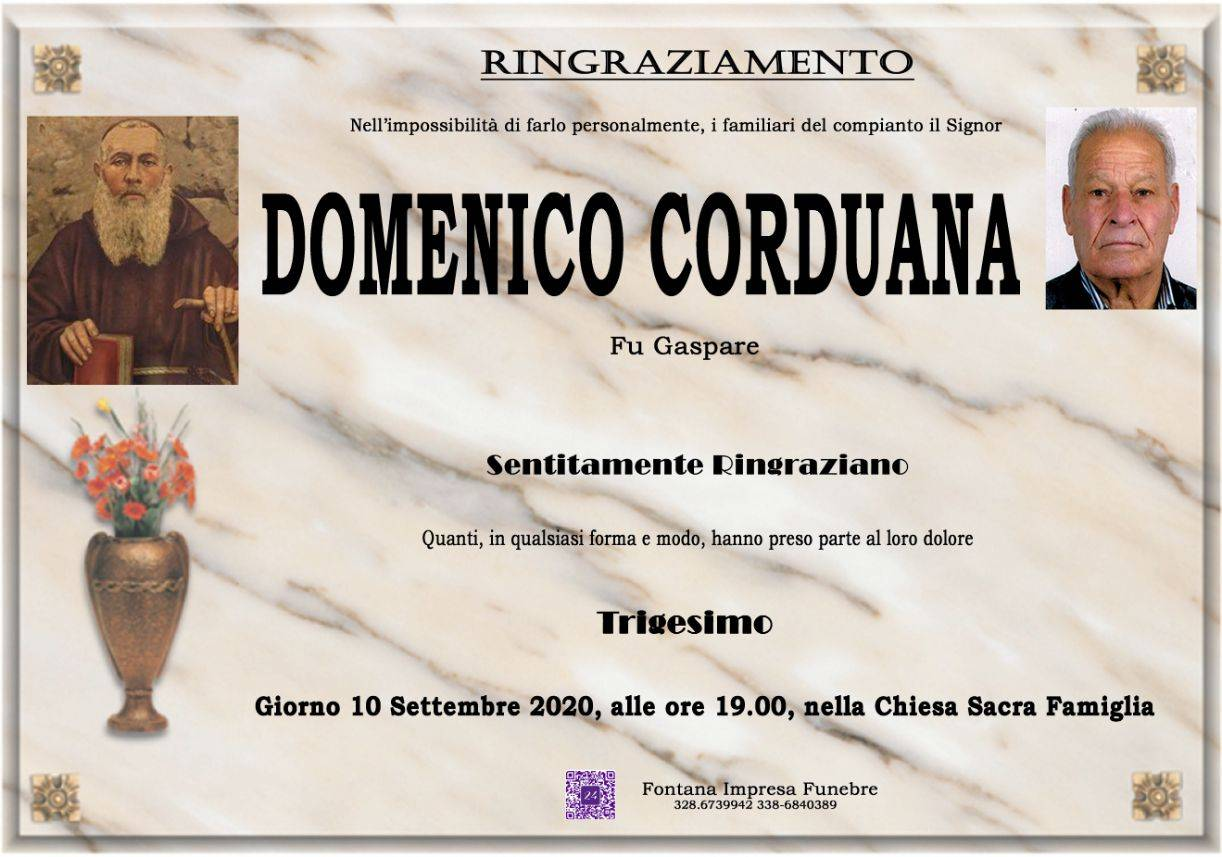Domenico Corduana