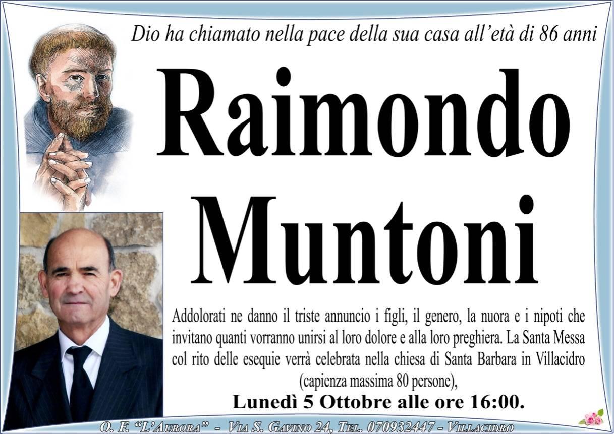 Raimondo Muntoni