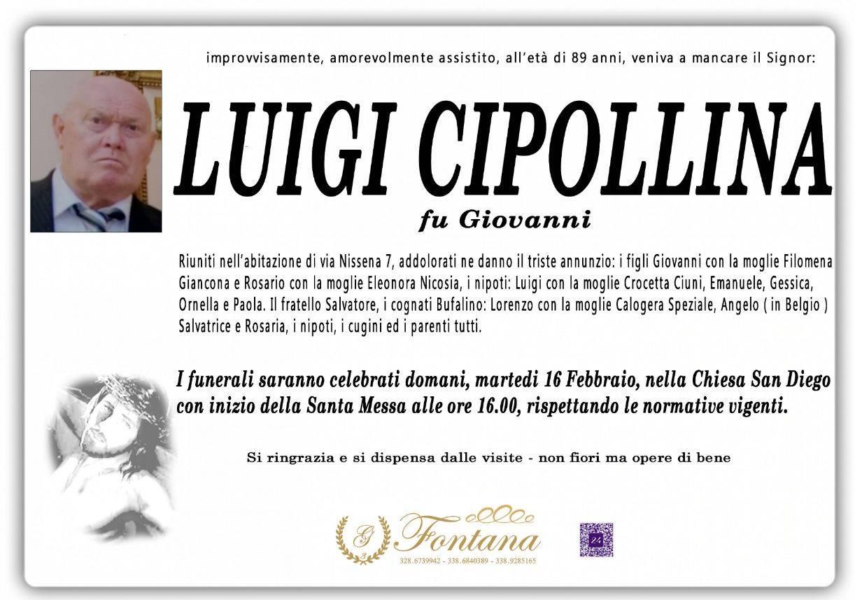 Luigi Cipollina