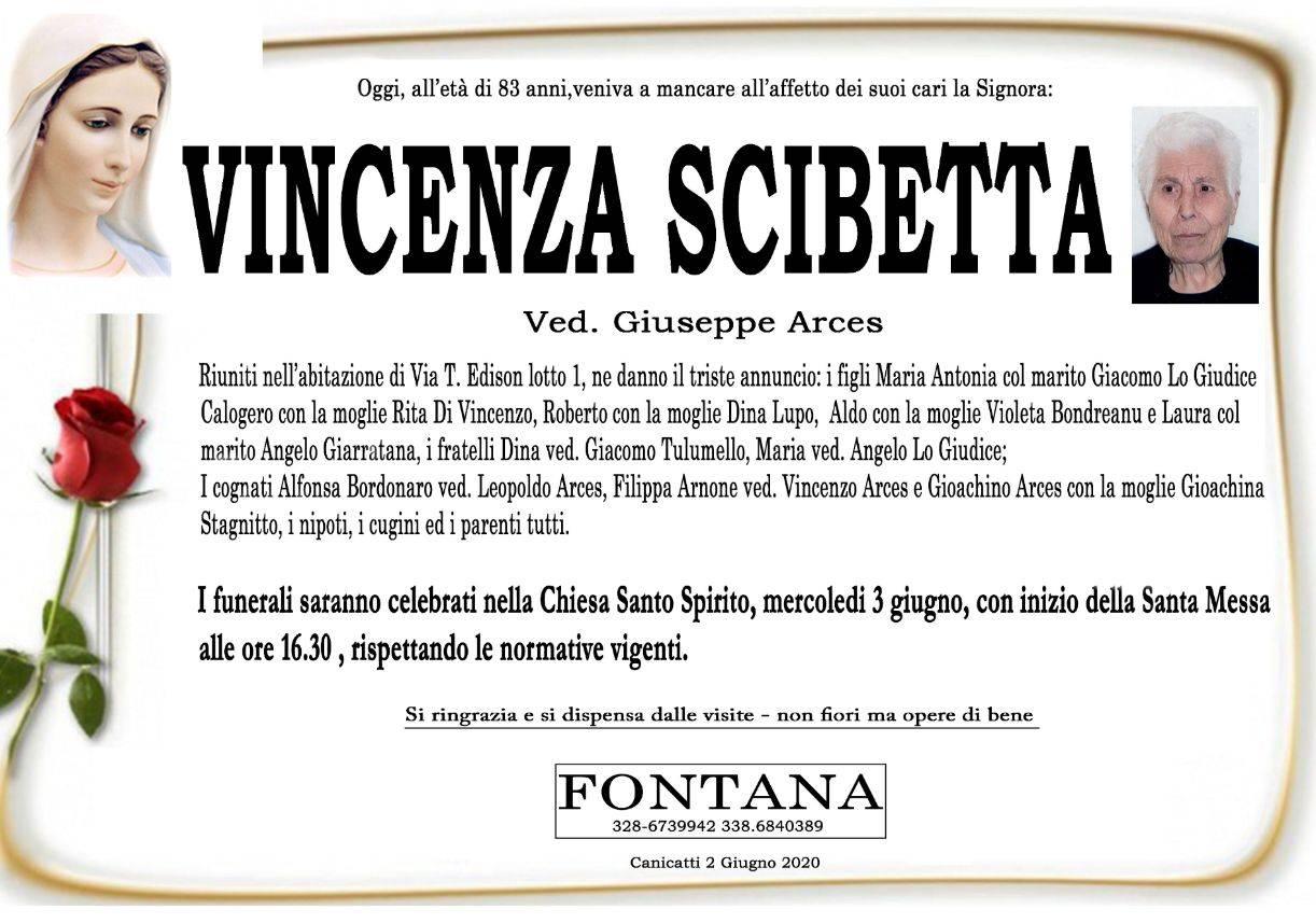Vincenza Scibetta