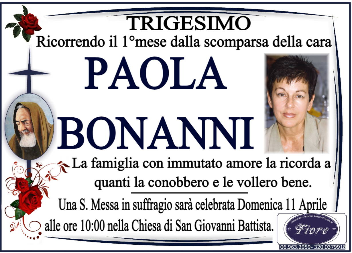 Paola Bonanni