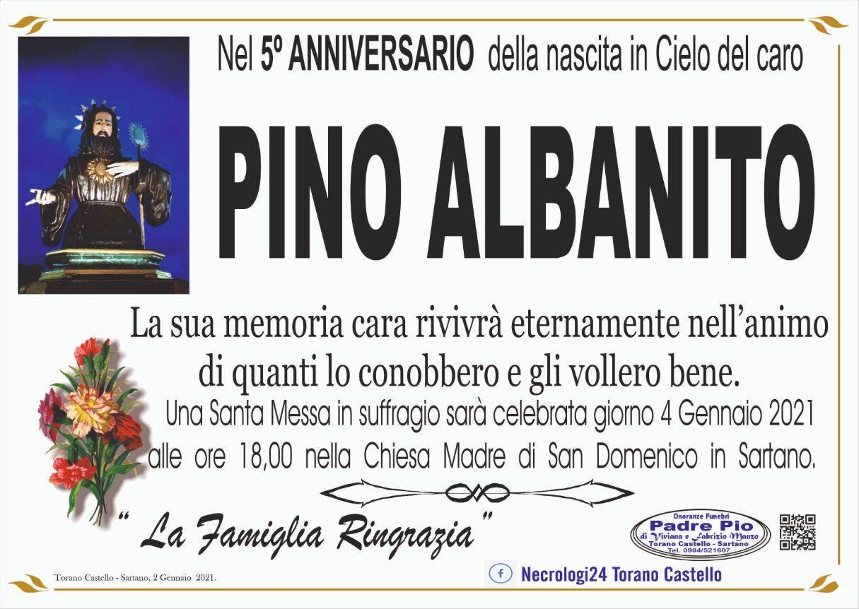Pino Albanito