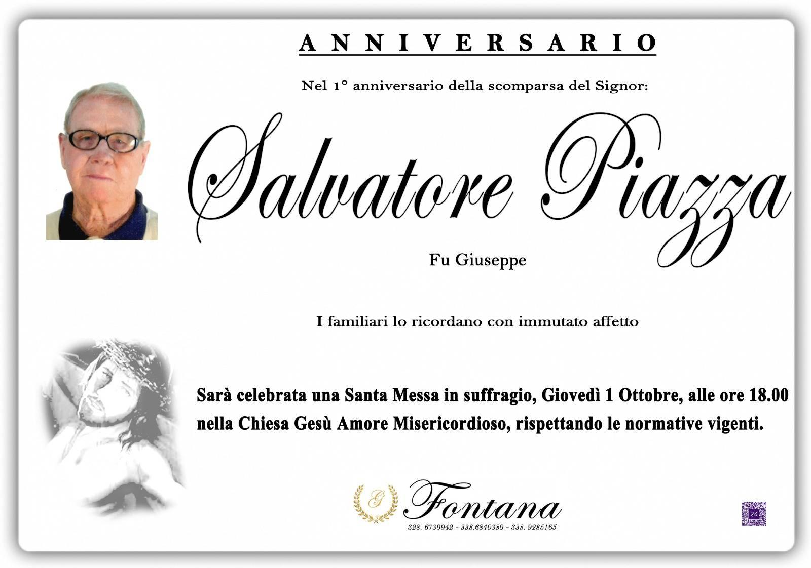 Salvatore Piazza