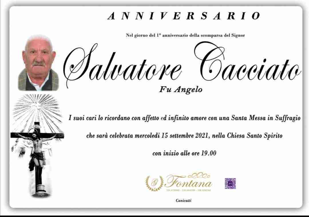 Salvatore Cacciato
