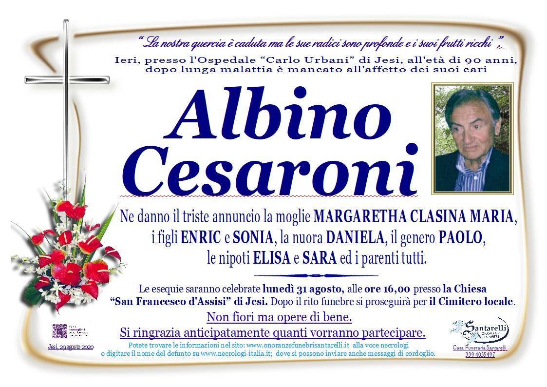 Albino Cesaroni