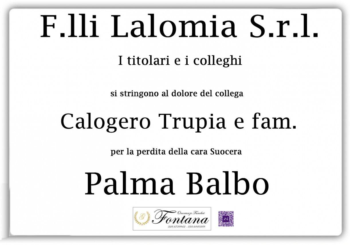 F.lli Lalomia S.r.l. - I titolari ed i colleghi