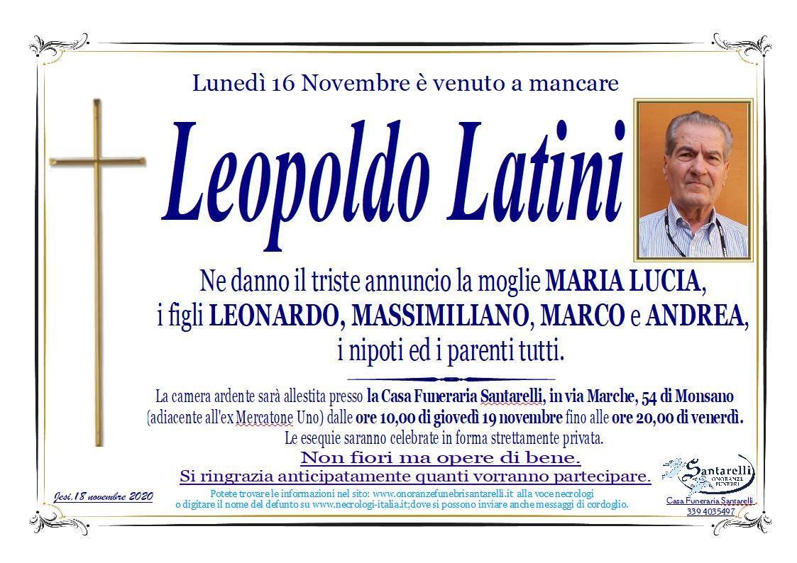 Leopoldo Latini