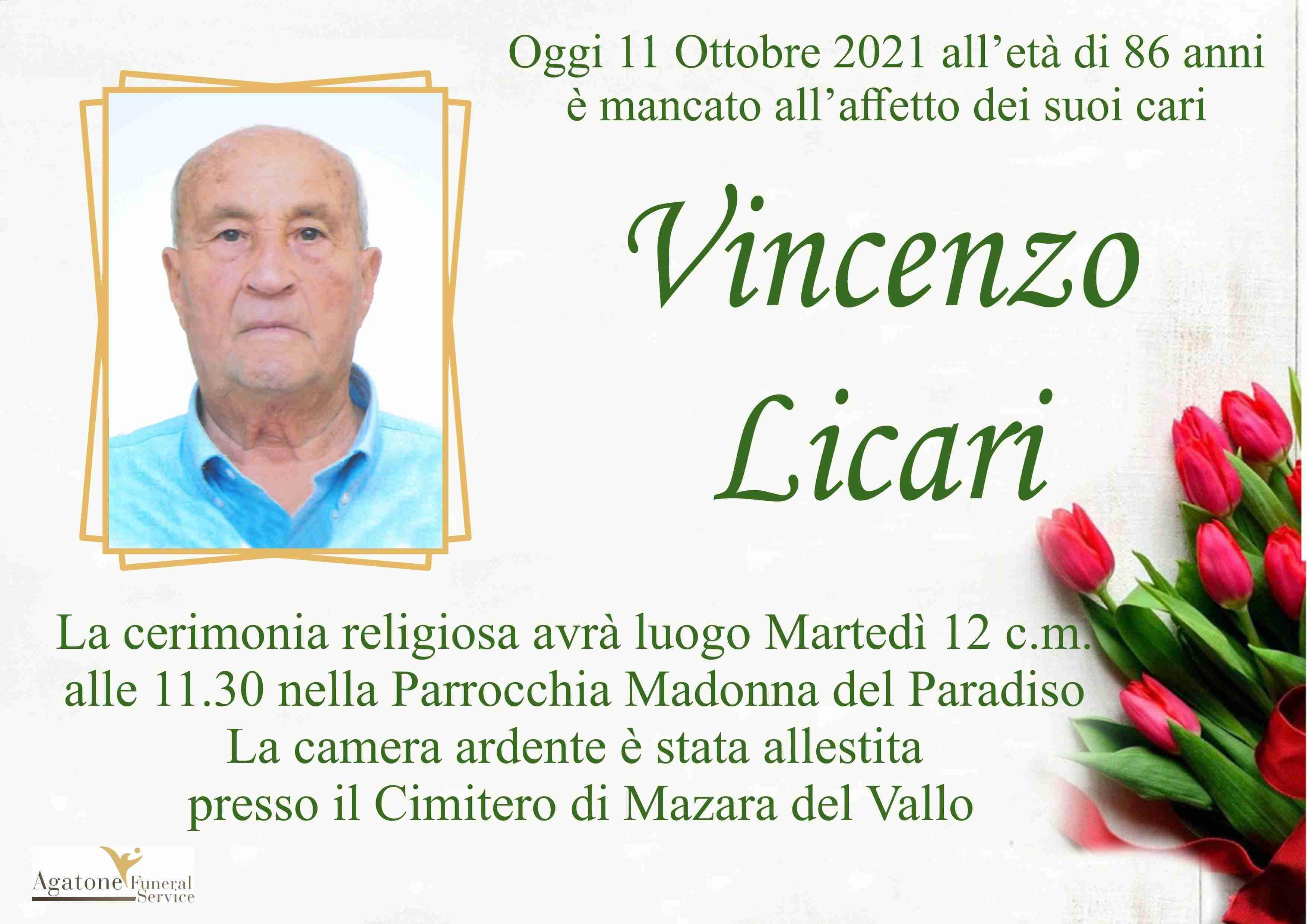 Vincenzo Licari