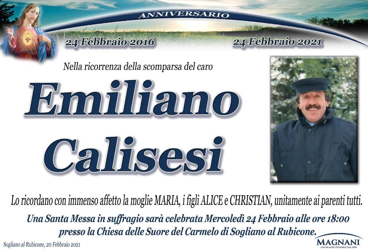Emiliano Calisesi
