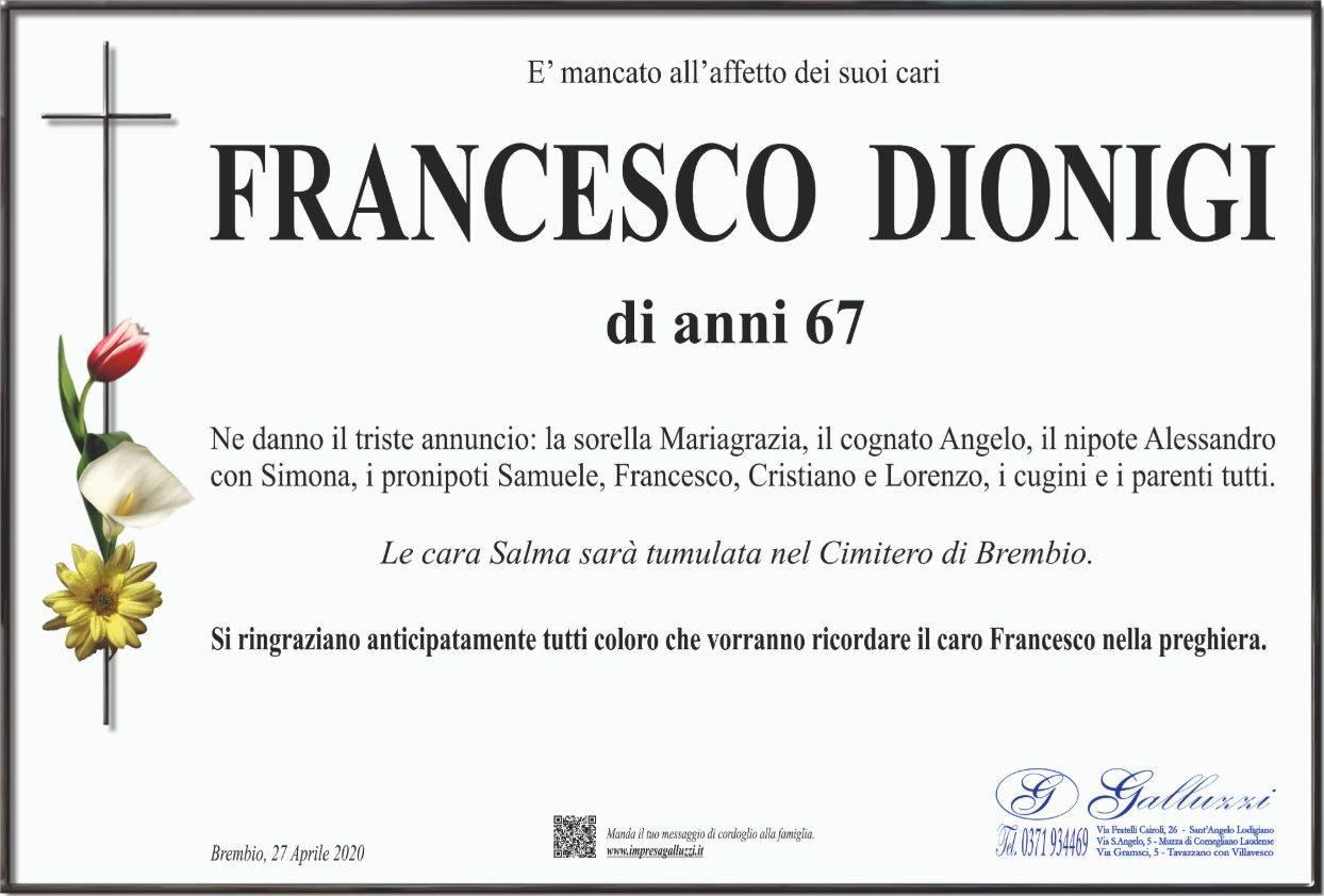 Francesco Dionigi