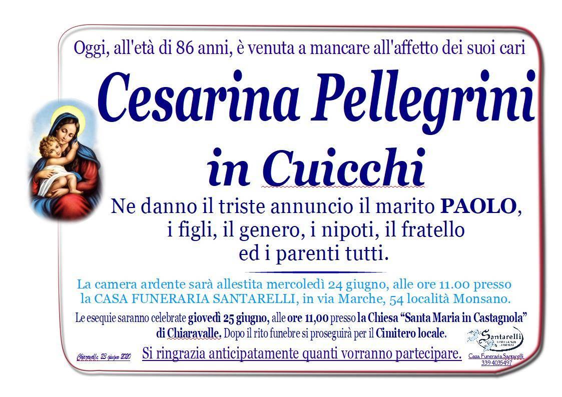 Cesarina Pellegrini