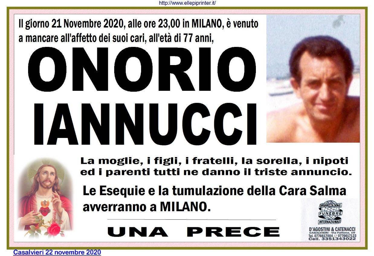 Onorio Iannucci