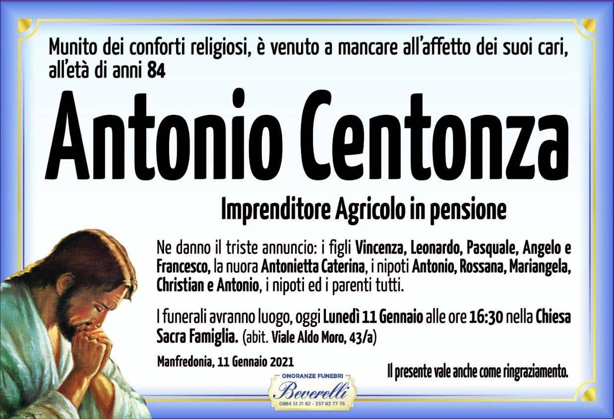 Antonio Centonza