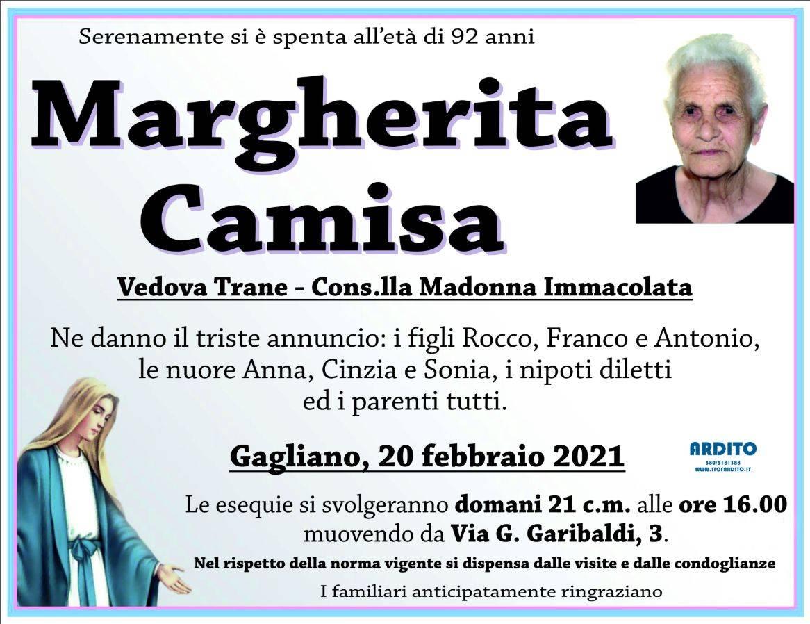 Margherita Camisa
