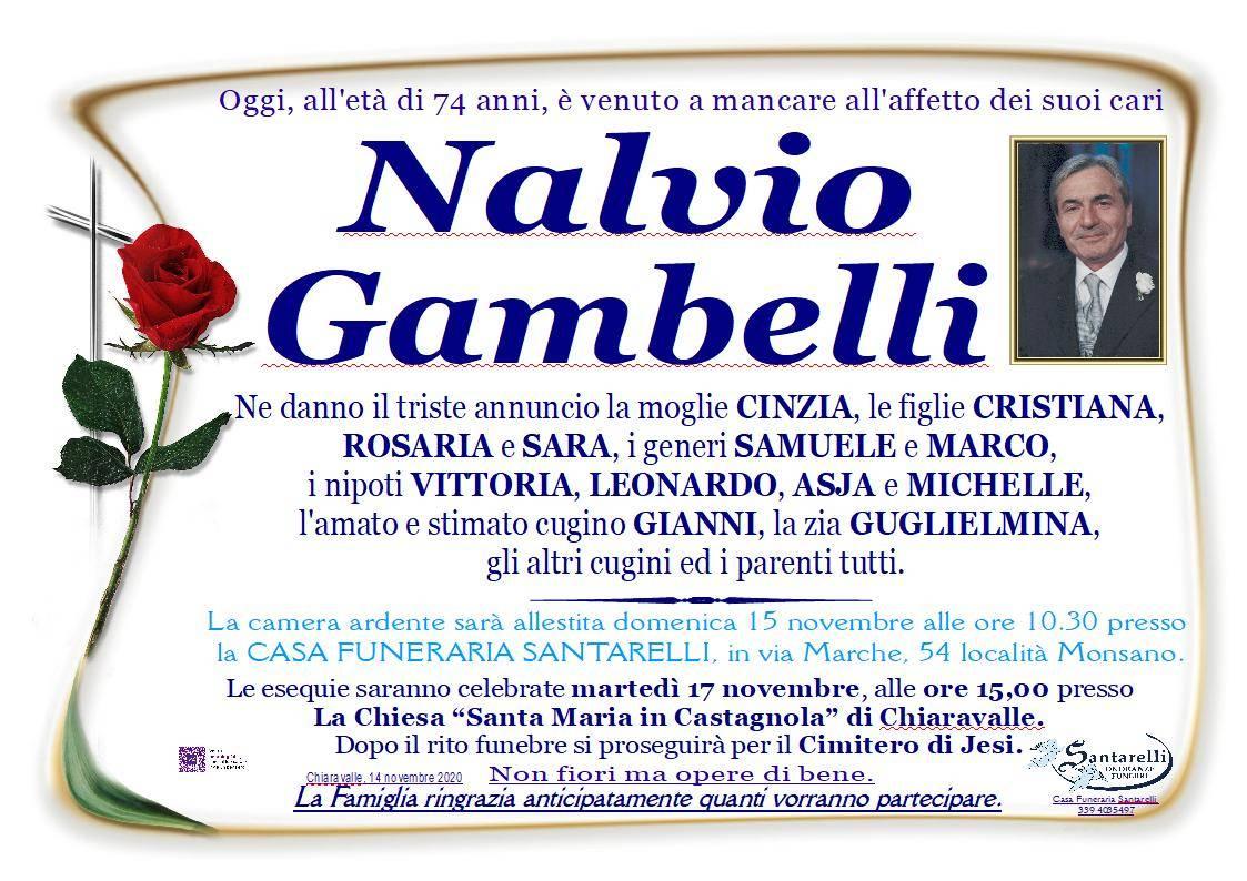 Nalvio Gambelli