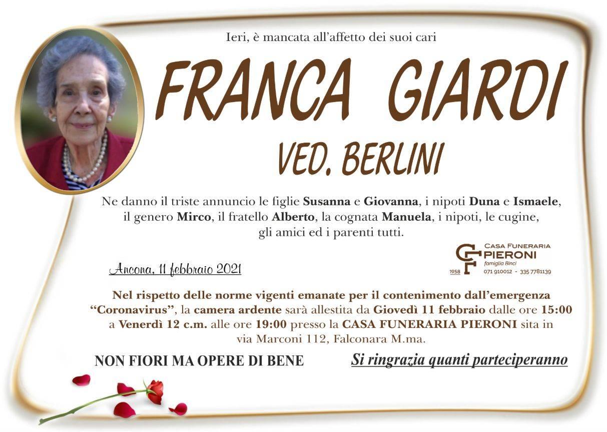 Franca Giardi