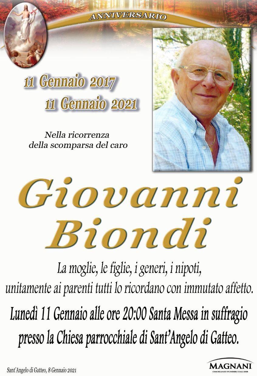 Giovanni Biondi