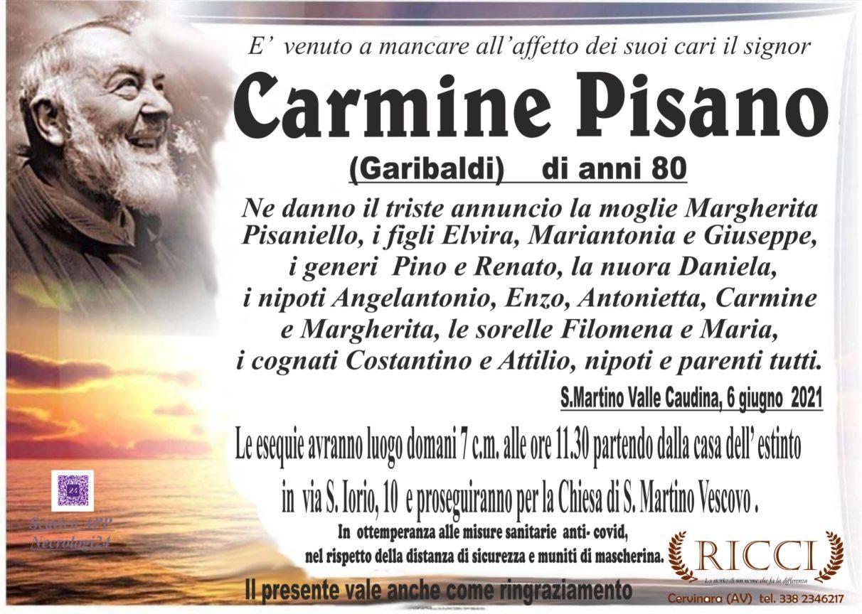 Carmine Pisano