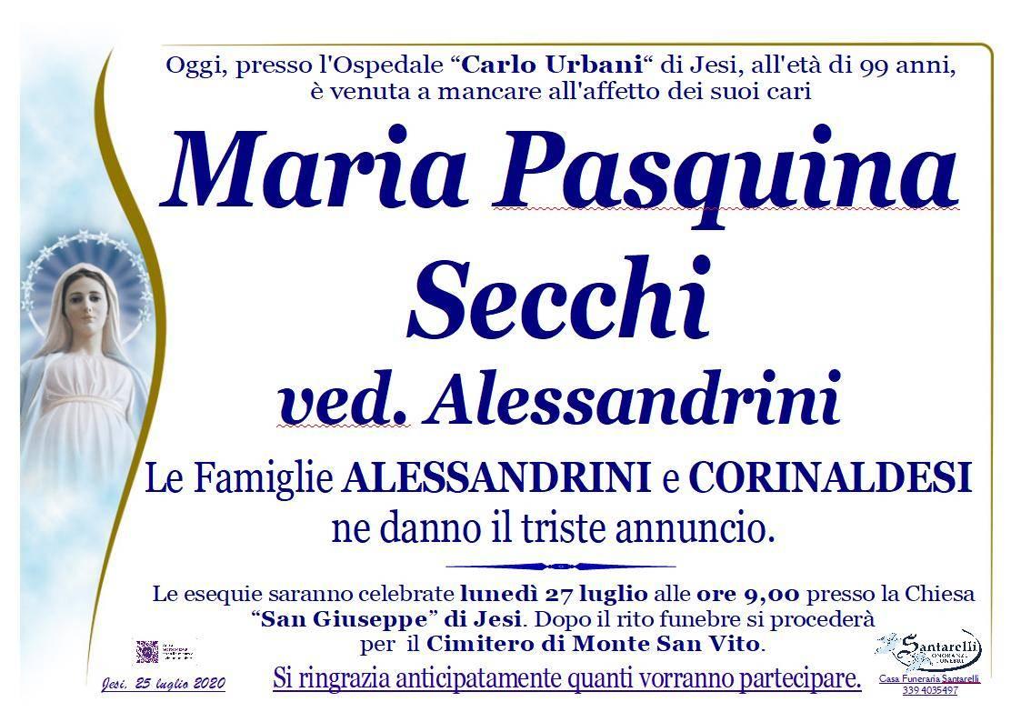 Maria Pasquina Secchi