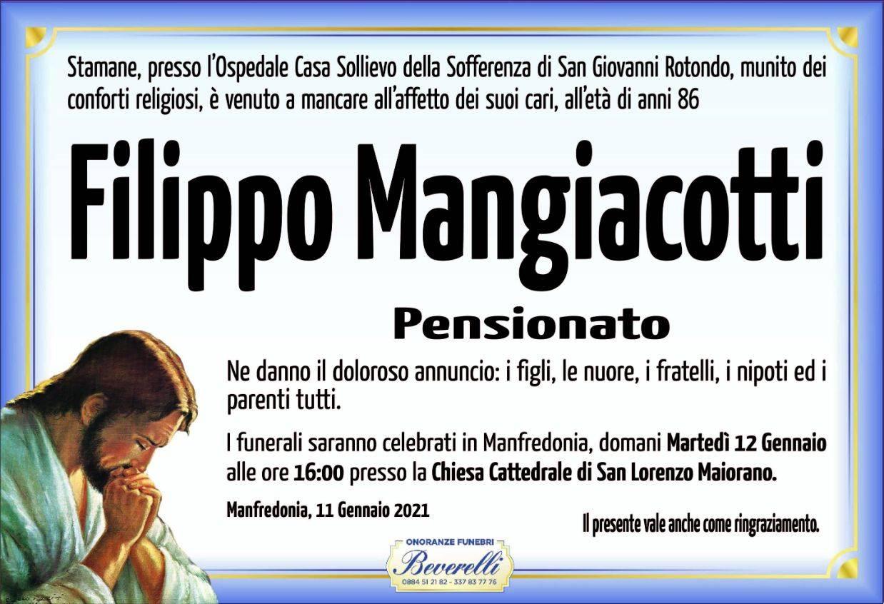 Filippo Mangiacotti