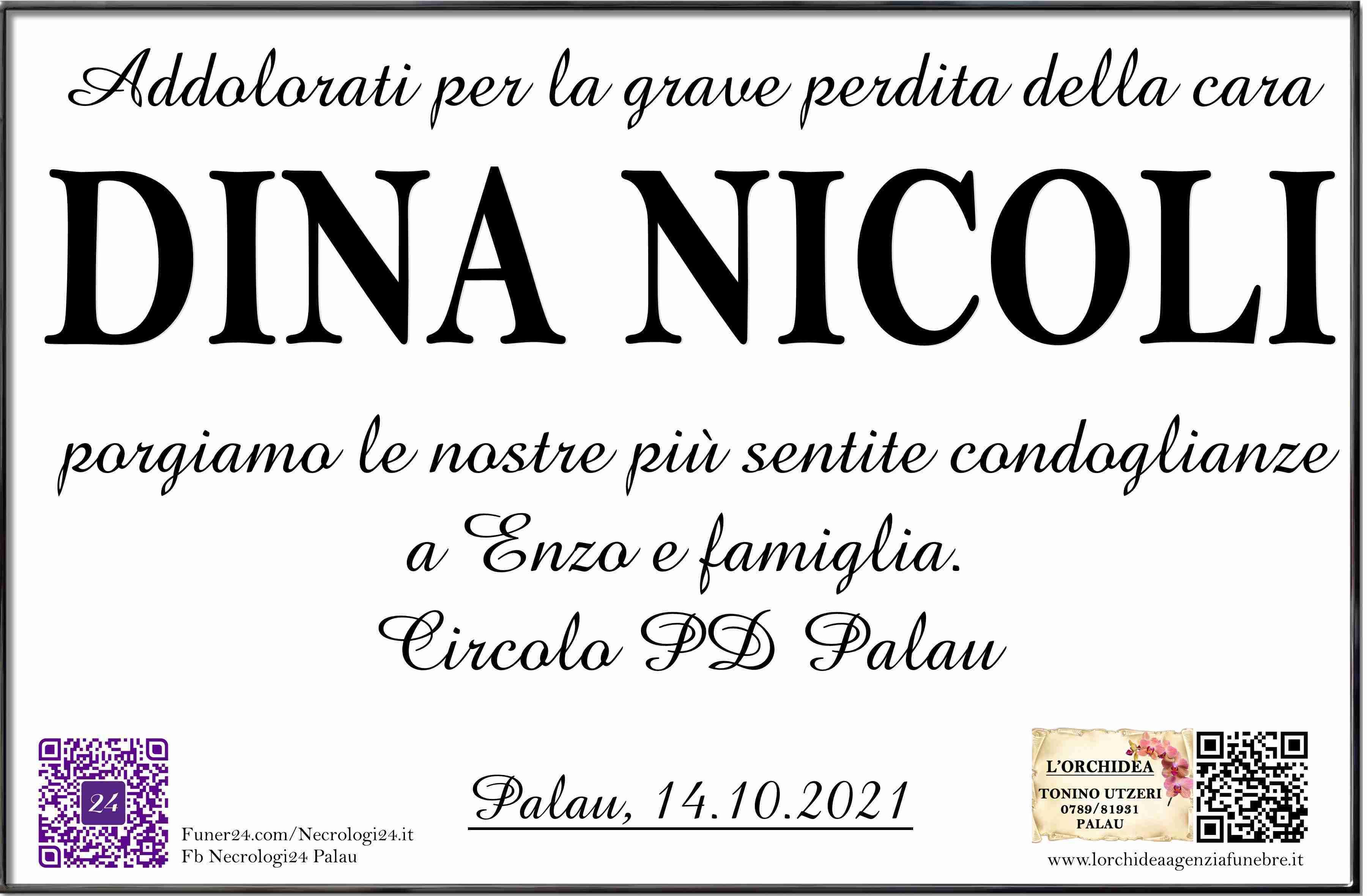 Dina Nicoli
