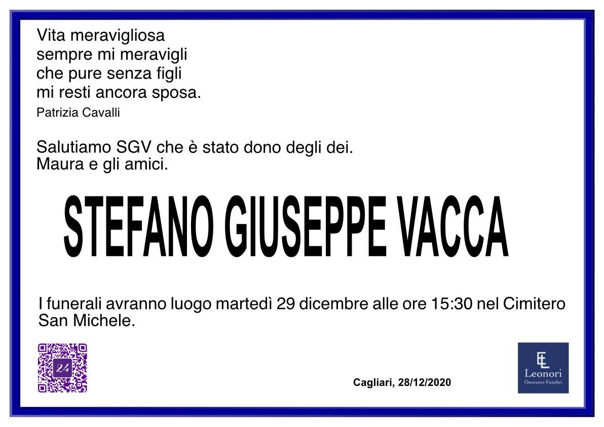 Stefano Giuseppe Vacca