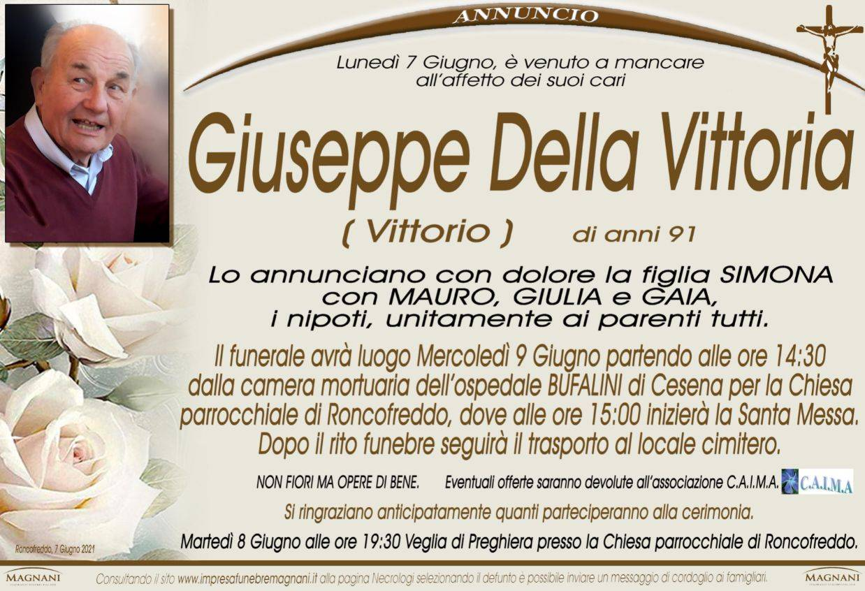 Giuseppe Della Vittoria