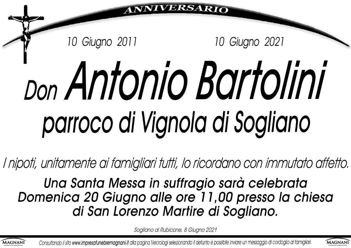 Don Antonio Bartolini