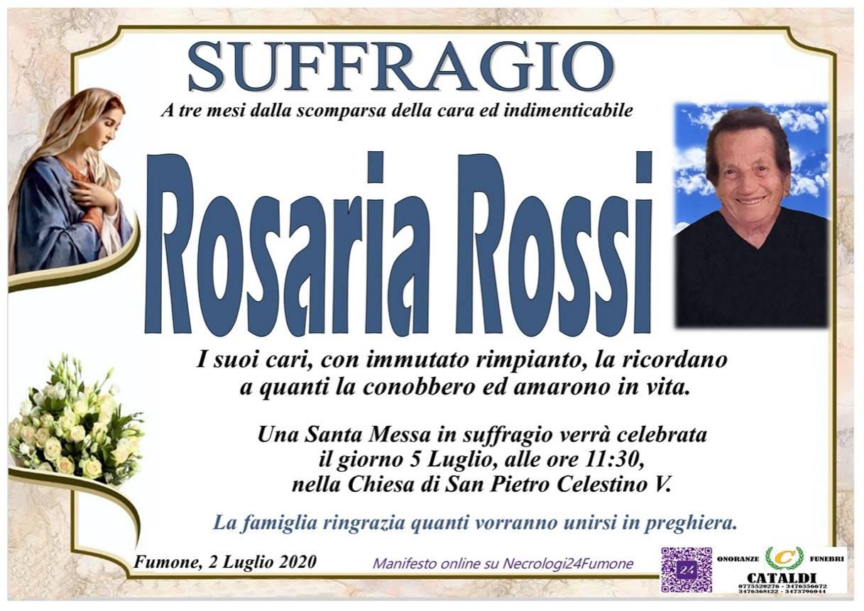 Rosaria Rossi