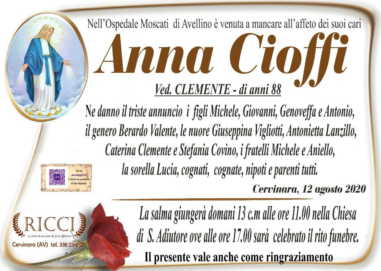 Anna Cioffi