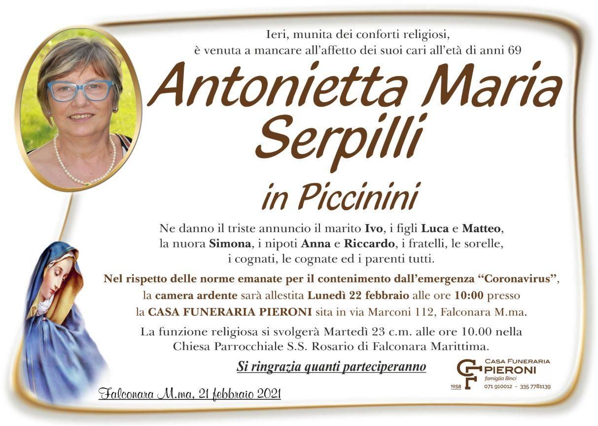 Antonietta Maria Serpilli