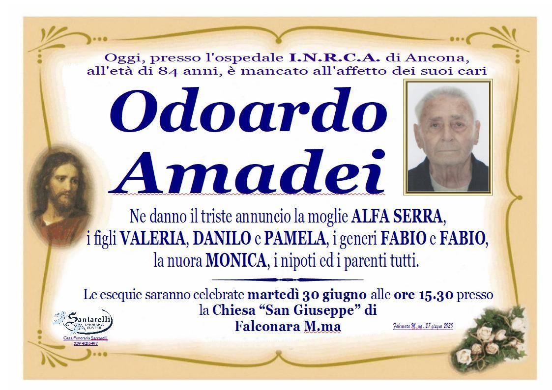 Odoardo Amadei