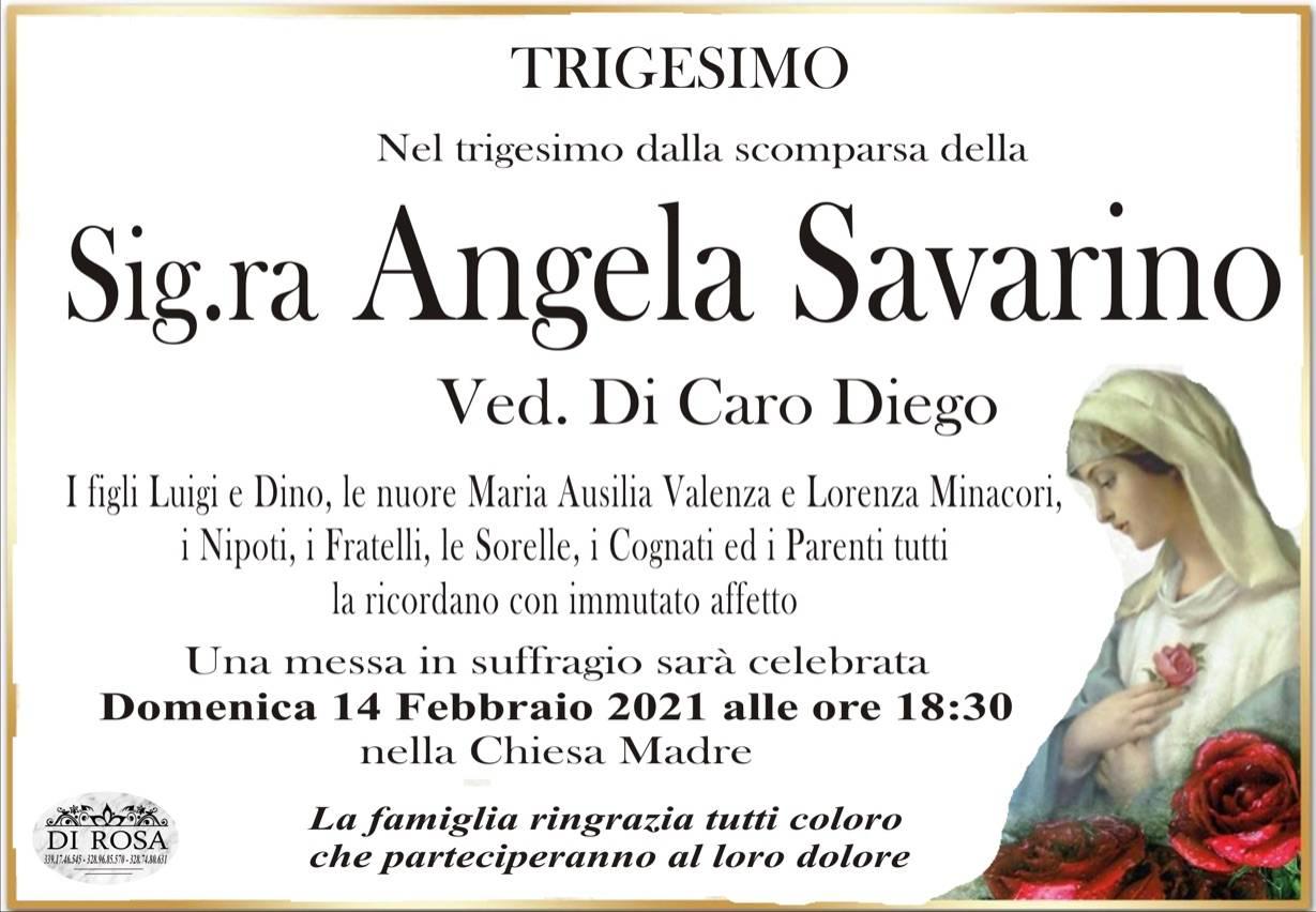 Angela Savarino
