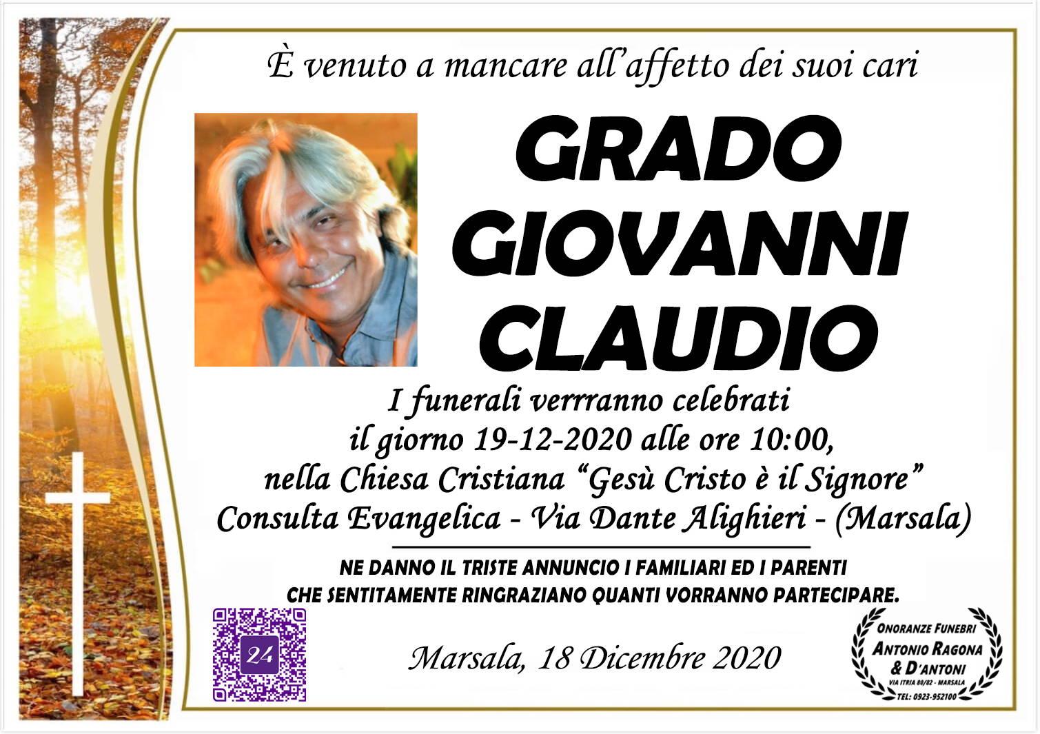 Giovanni Claudio Grado