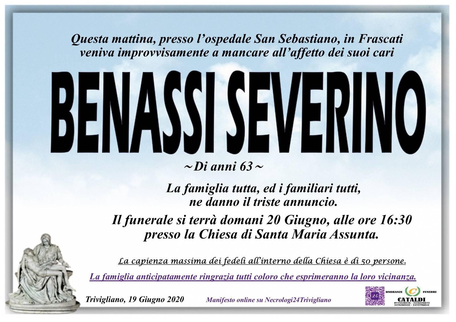 Severino Benassi