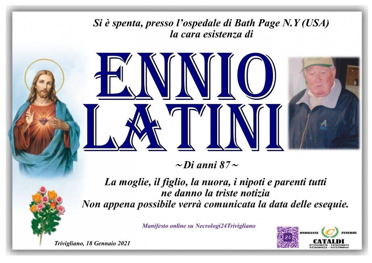 Ennio Latini